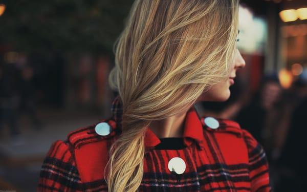 Фото волосся на аву